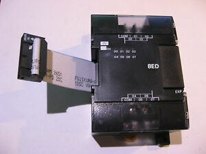 OMRON-CP1W-8ED-Input-Unit-Module-In-Box