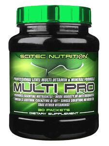 Scitec-NUTRITION-Multi-Pro-Plus-30-confezioni-Premium-Alto-Livello-Multi-Vitamine