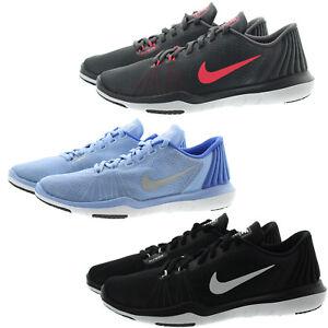 7d3df91d7d70 Nike 852467 Womens Flex Supreme TR 5 Cross Training Running Shoes ...