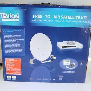 Tevion Digital Satellite System. liberi di visualizzazione della TV. mai usato.