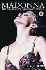 """MADONNA """"GIRLIE SHOW LIVE DOWN UNDER"""" DVD NEUWARE"""