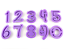 Disney Font Numbers Cookie Cutter SetBakell®