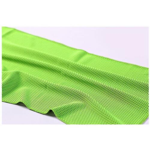 Sports Instant Cooling Towel Ice Cold Enduring Running Jogging Gym Chilly Pad