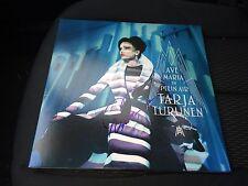 "TARJA TURUNEN signiert signed Autogramm ""ACE MARIA EN PLEIN AIR"" Vinyl Platte IP"