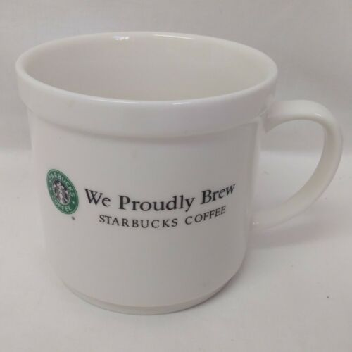 Starbucks Coffee Cup We Proudly Brew Starbucks Coffee 2015