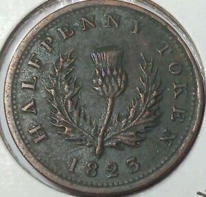 1823-Nova-Scotia-Canada-1-2-penny-token-NS-1B1-BR-867