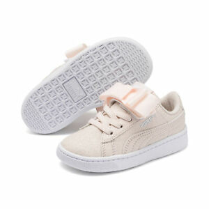 PUMA-Vikky-v2-Ribbon-Glitz-Toddler-Shoes-Girls-Shoe-Kids