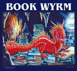 There's a Dragon in Your Book