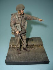 120mm Cobbled Figure Display base 1/16th scale