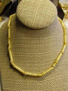 A-F-Abercombie-amp-Finch-Est-1892-Vtg-70s-HIPPIE-BOHO-Southwest-Necklace-18-034