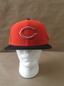 the latest a65eb 224e9 Image is loading New-Era-9Fifty-Chicago-Bears-034-Material-Max-