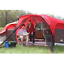 Large-Outdoor-Camping-Tent-10-Person-3-Room-Cabin-Screen-Porch-Waterproof-Red thumbnail 4