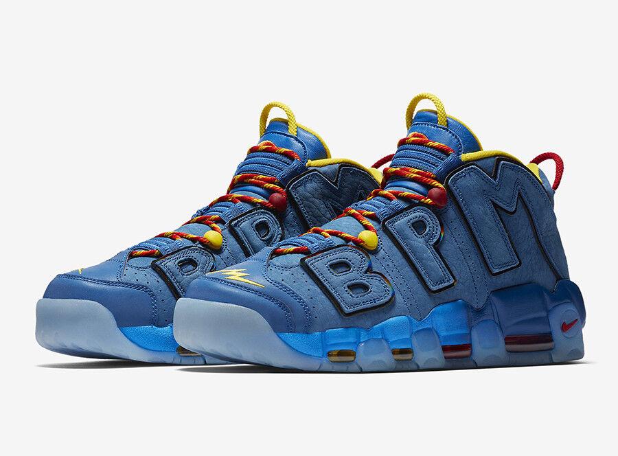 Nike Air More Uptempo 96 Doernbecher DB size 12. AH6949-446 Jordan Pippen