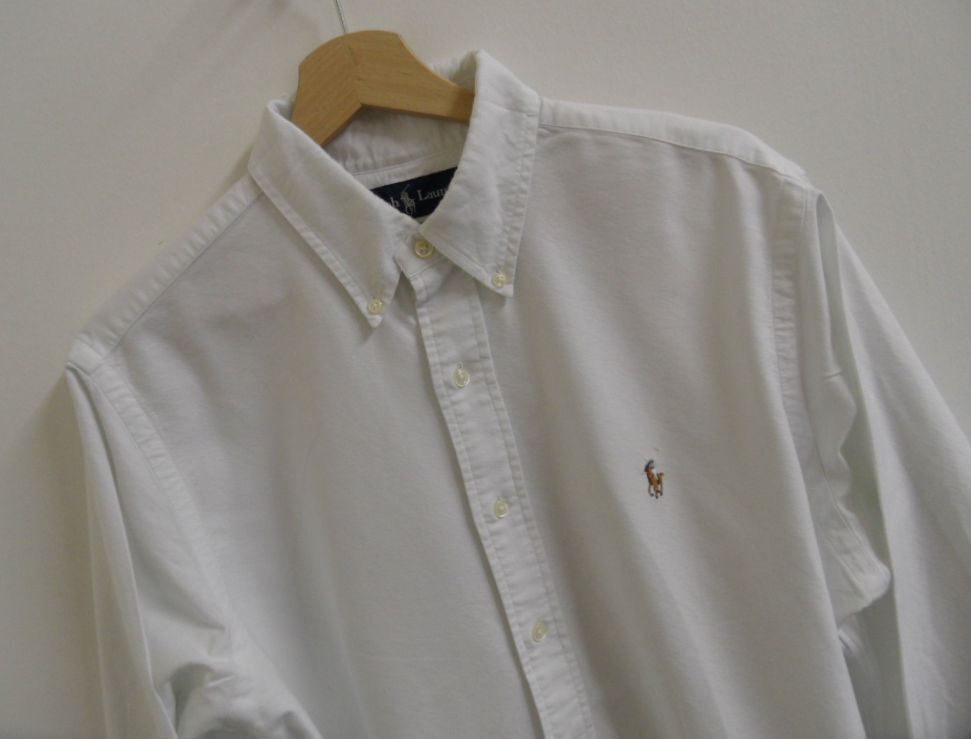 a58cabca9a Lauren Long Sleeve Shirt Size XL LS324 Ralph Mens ndnend2572-Casual  Button-Down Shirts