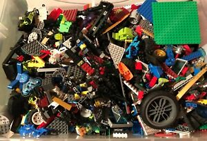 Authentic-Clean-LEGO-2-Pound-Lot-of-Star-Wars-City-Ninjago-Super-Heroes-Bionicle
