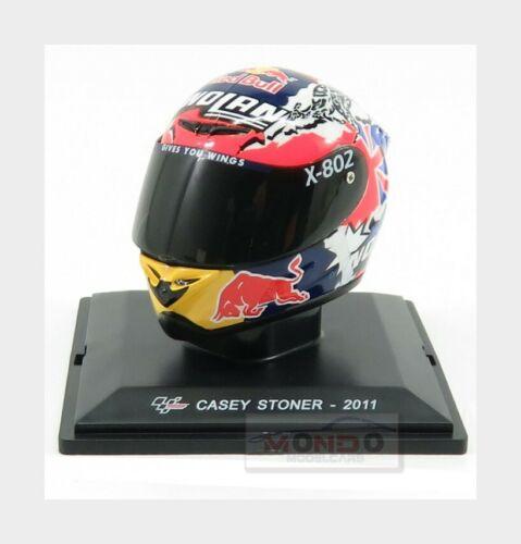Nolan Casco Helmet Casey Stoner Motogp 2011 World Champ 1:5 DEAGCASDEIGRCAMP004