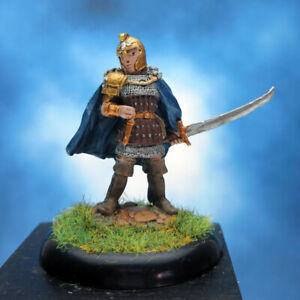 Painted-RAFM-Miniatures-Male-Fighter