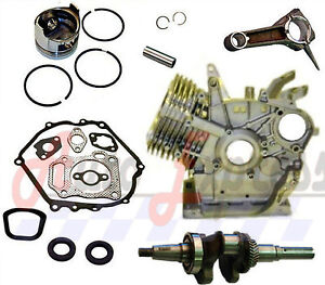 New honda gx390 gx340 upgrade kit to16hp w crankshaf 11hp 13hp image is loading new honda gx390 gx340 upgrade kit to16hp w sciox Gallery
