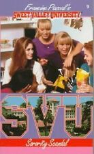 Sorority Scandal (Sweet Valley University(R))-ExLibrary