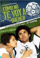 Como no te voy a querer (DVD, 2011) * NEW *