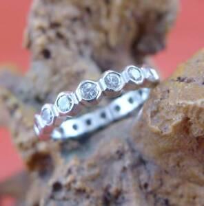 Original-Christian-Bauer-Memoire-Brillant-Ring-in-750-Weissgold-0-90-ct