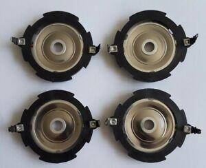 4 PCS PRO-TW220VC Replacement Voice Coil for DS18 PRO-TW220 Tweeter Diaphragm