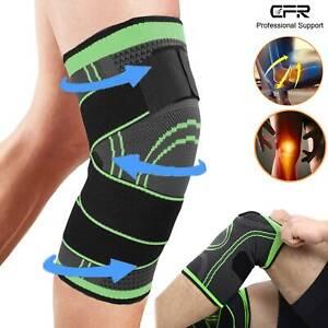 CFR Knee Support Brace Arthritis Pain Relief Basketball Running Leg Protect Gym