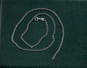 -kette Hals Aus Silber - 50 Cm (335) Rabatte Verkauf