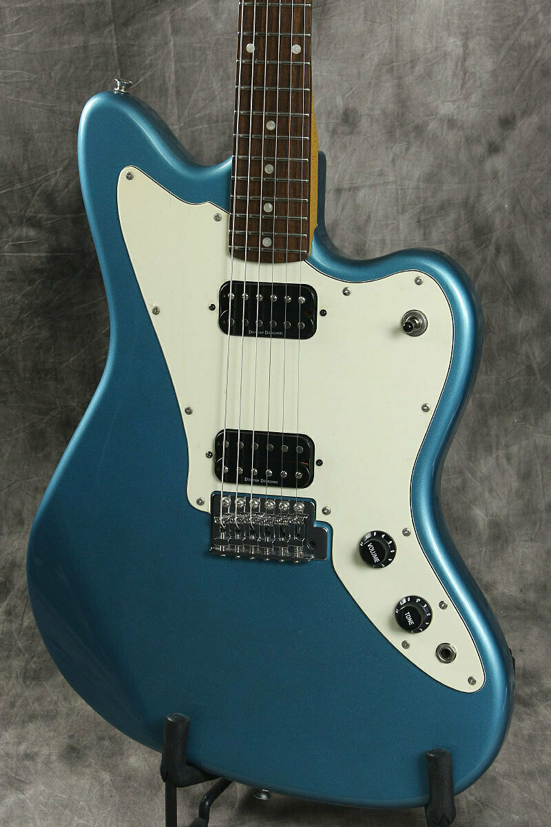Squier by Fender Jagmaster LPB JAPAN beautiful rare EMS F S