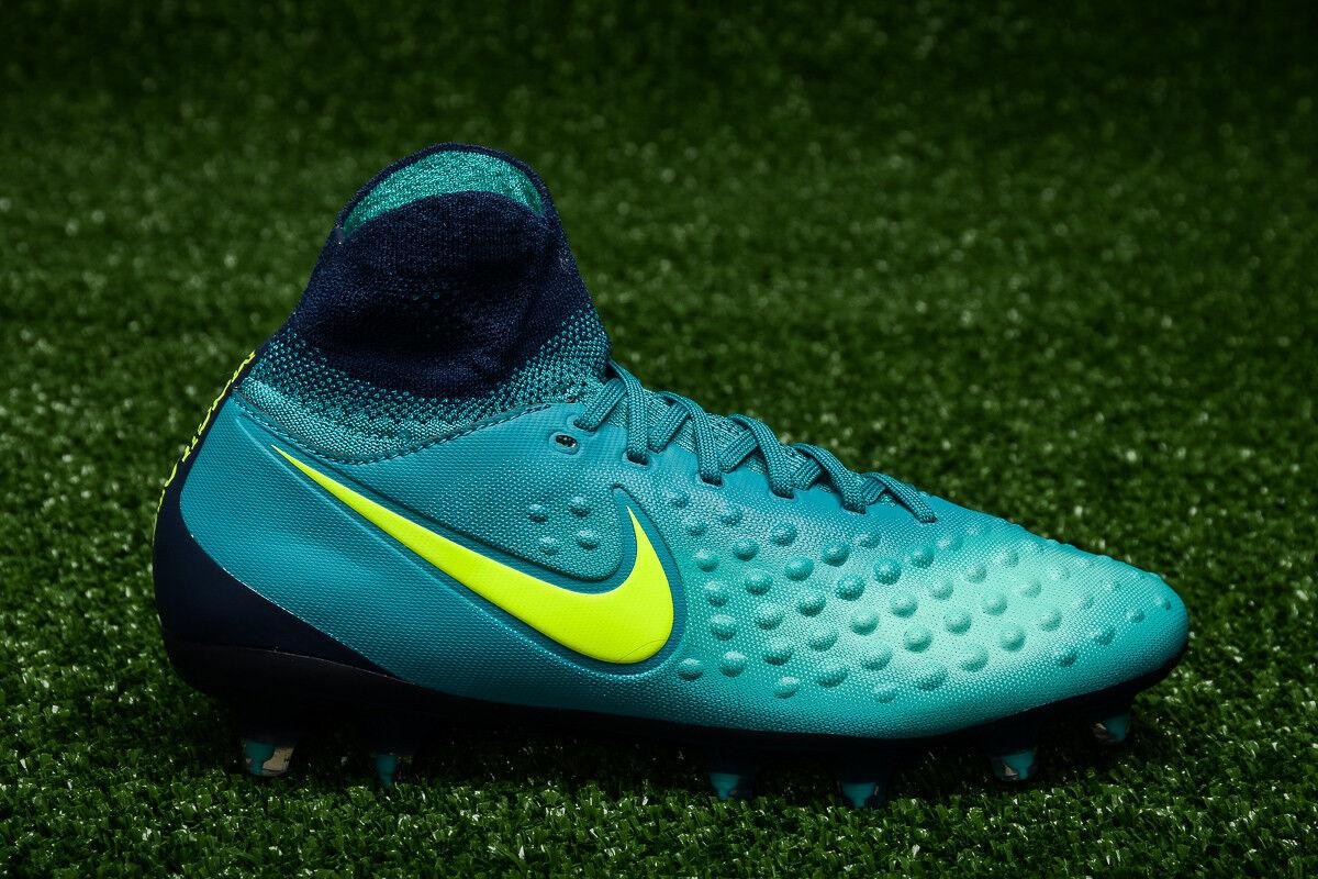 Nike JR Magista Obra II FG Fußballschuhe Kinder - 844410-375 36-36 5