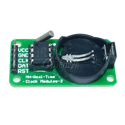 New Arduino RTC DS1302 Real Time Clock Module For AVR ARM PIC SMD