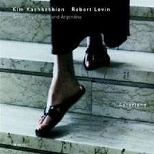 "KIM KASHKASHIAN ""ASTURIANA-SONGS FROM SPAIN AND..."" CD"