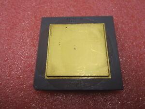Intel Pentium 60 A80501-60 SX835, FDIV bug, rare Vintage CPU, GOLD