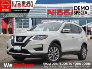 2020 Nissan Rogue S Special Edition
