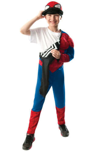 Marvel Deluxe Spider-Man Reversible Child Costume