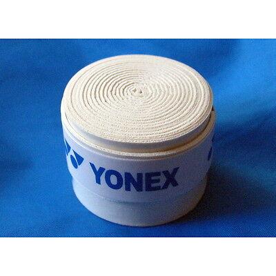Griffband 1 St. Weiss/ROT Griffbänder  Badminton Neu YONEX