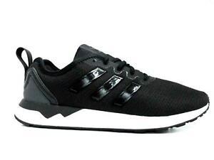 Details about Mens Adidas Originals ZX Flux ADV Black White Trainer Shoe AQ3350 UK 7.5 EU 41.5