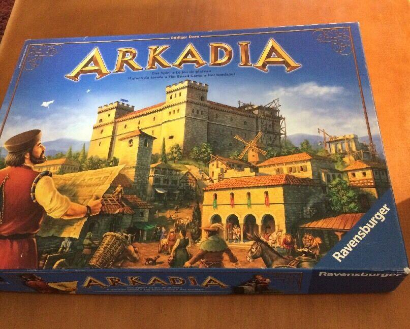 Arkadia el juego de tablero de Ravensburger (ver descripción)