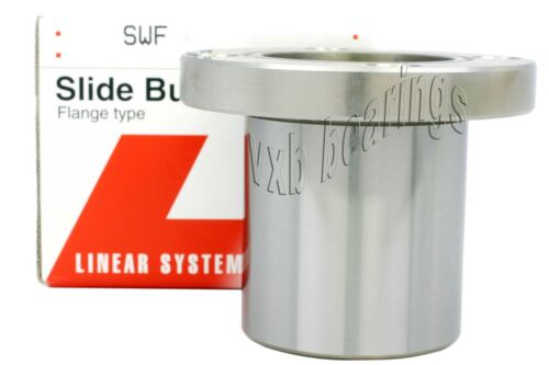 """NB Linear Systems:SWF8 1//2/"""" inch Bushings:Round Flange"""