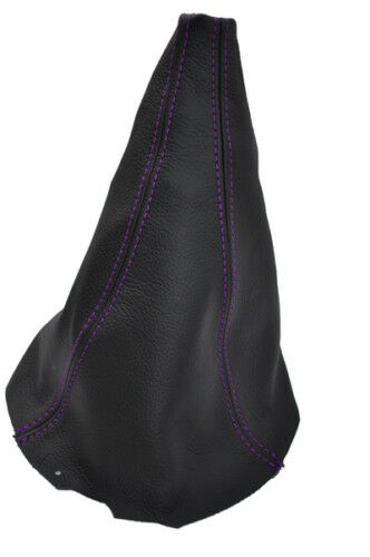 FITS FORD MUSTANG 1994-2004 SHIFT BOOT purple stitch
