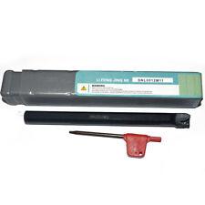 Left Hand Inner Threading Turning Tool Boring Bar Holderwrench 12x150mm Newest