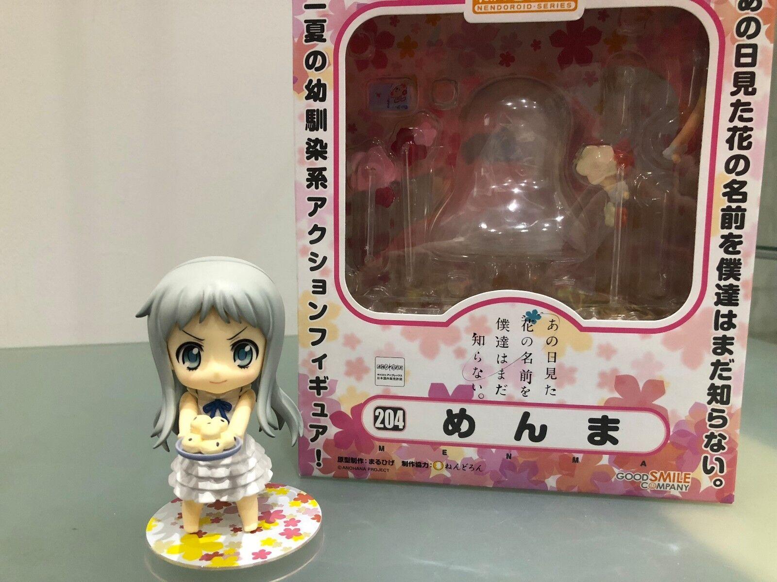 Ano Hi Mita Hana no Namae o. Honma Meiko - Nendoroid  204 (GSC) Anime Figur