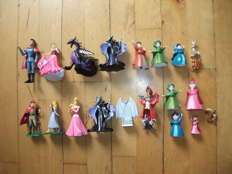 Disney, Tornerose Figurer , Disney