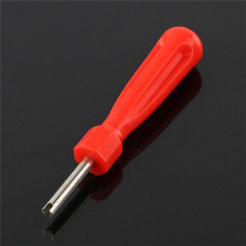 Ventil Core Removal Tool Reifen Reparatur Schraubenschlüssel Schraube Driver sp