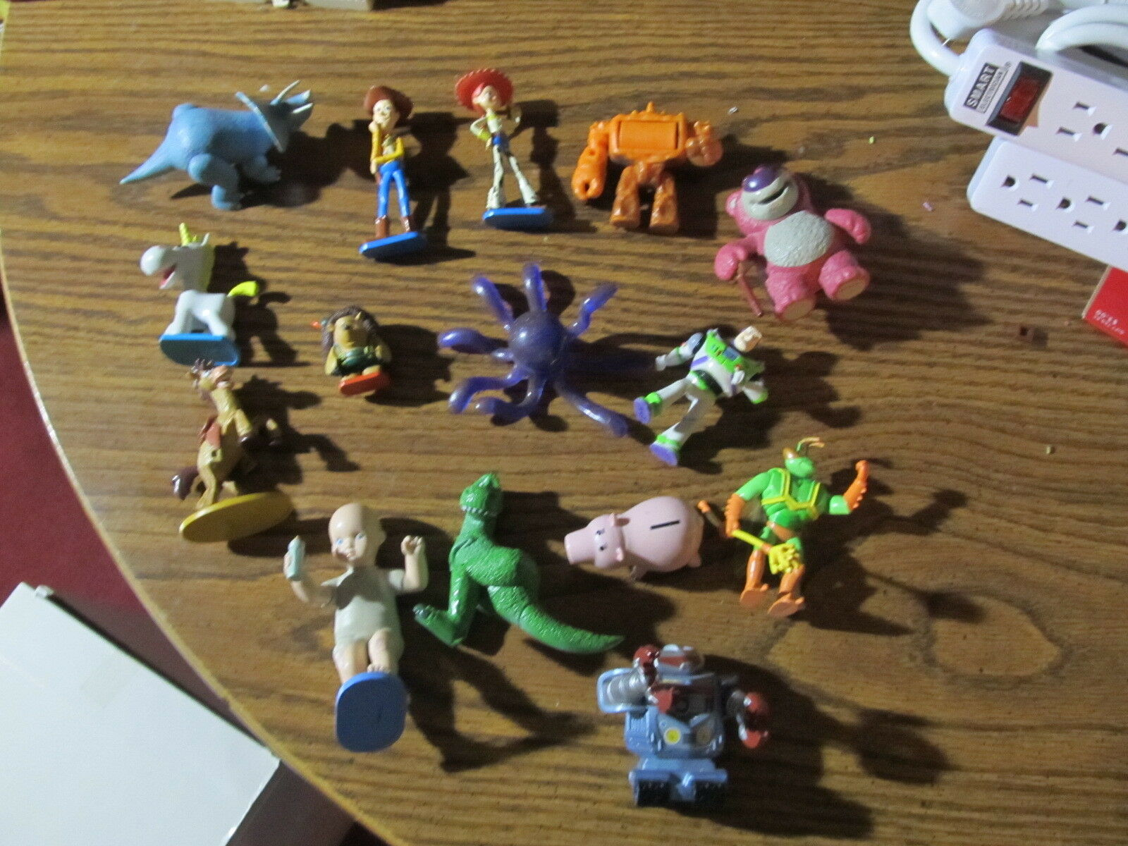 Toy Story lot of 15 figures Buzz Woody Jessie more