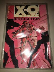 X-O-Manowar-TPB-1993-Retribution-Database-Sealed-NM-to-Mint