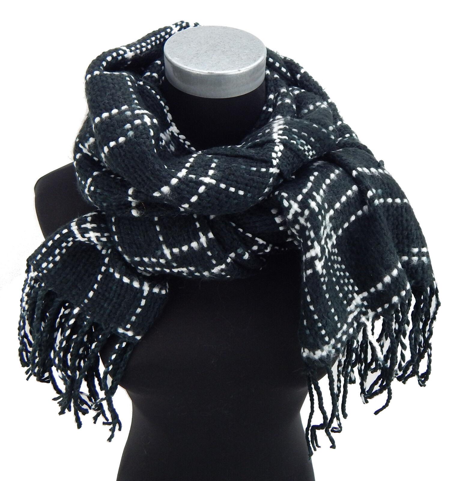Damenschal altrosa blau grau weich warm Ella Jonte Schal Winter Wolle Kaschmir
