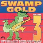 Swamp Gold, Vol. 3 by Various Artists (CD, Sep-1992, Jin)