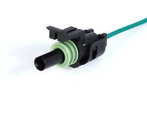 egr temperature sensor connector pigtail wiring tpi 85 89. Black Bedroom Furniture Sets. Home Design Ideas