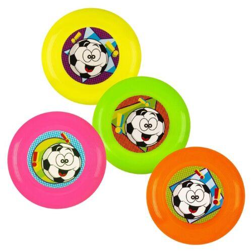 4x Frisbee Scheiben Wurfspiel Mitgebsel Mitbringsel Kinder Geburtstag Spielzeug